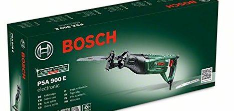 Bosch Home & Garden PSA 900 E