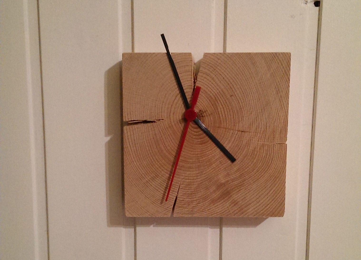 Eine Designer Uhr selbst machen
