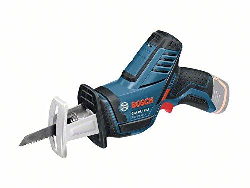 Die Bosch GSA 10,8 V-LI Akku Säbelsäge