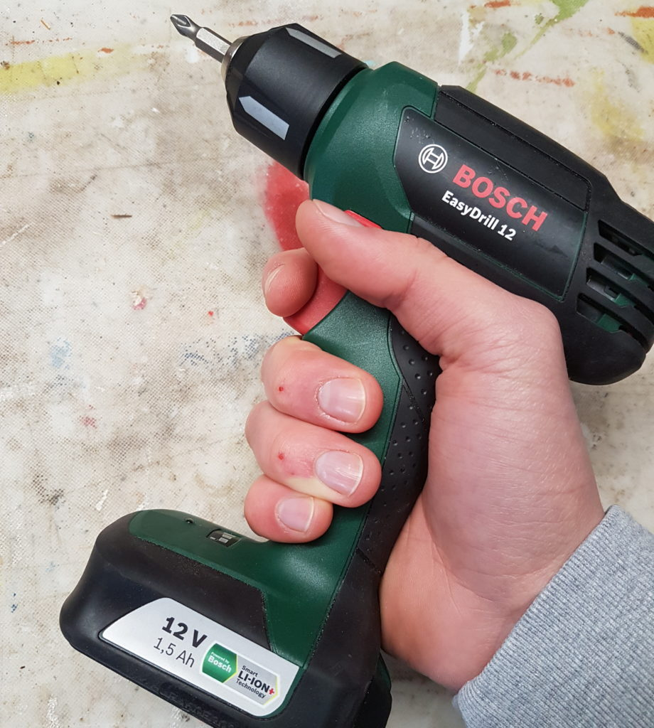 EasyDrill Test